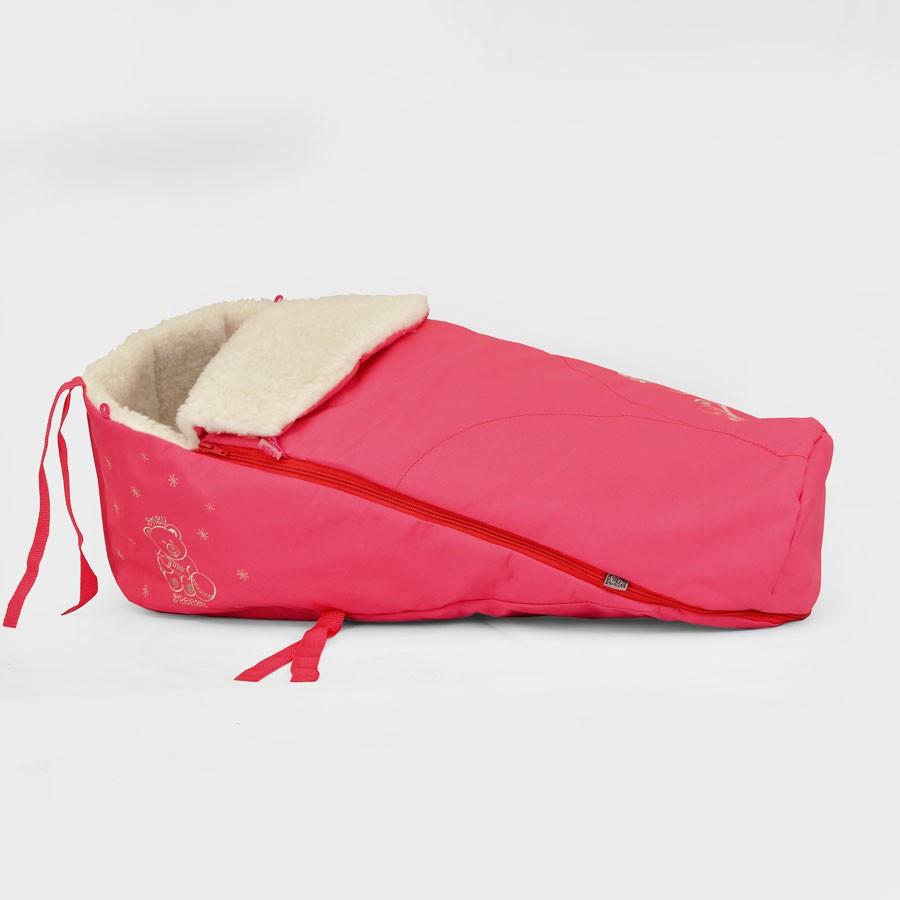 Конверт для санок Baby Breeze 0305 (красный)