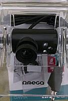 Веб-камера с микрофоном Omega C18 OUW 1.3мп