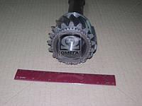 Вал первичный КПП ГАЗ 3309 дизель (производство ГАЗ) (арт. 3309-1701030), AGHZX