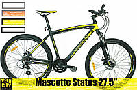 "Велосипед Mascotte Status 27.5"" 2018"