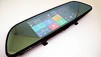 """A6 Зеркало регистратор, 7"""" сенсор, 2 камеры, GPS навигатор, WiFi, 8Gb. Высокое качество. Купить. Код: КДН3035"""