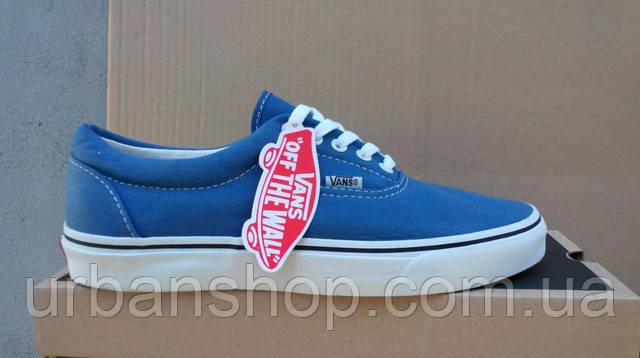 Купить Кеды vans кеди Vans текстиль New Era Blue. в Интернет ... e0a7ab919fc01