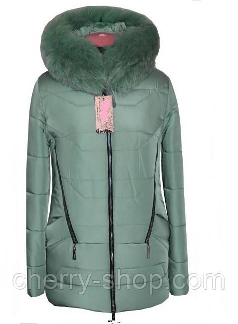 Молодёжная курточка на силиконе