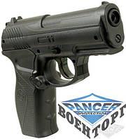 Пистолет пневматической CROSMAN С 11 с кобурой (пистолет, пластик, начальная скорость 146 м / с, 18 зарядов)