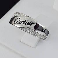 Стильное кольцо с кристаллами Swarovski, покрытое золотом 0682
