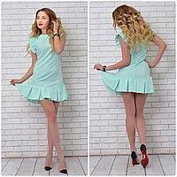 Платье, модель 782, цвет - ментол