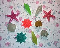 Декоративный камень, светящаяся галька Подводный мир