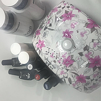 Стартовый набор для гель-лака с UV LED лампой SUN Q18 36Ватт для новичков в сфере ногтевого сервиса))