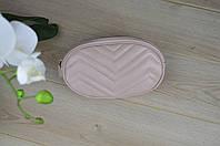 Кожаная сумка на пояc Virginia Conti 01707