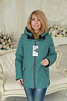Куртка женская трансформер в жилет весна - осень