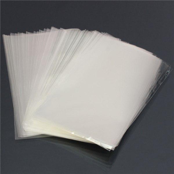 Пакет прозрачный 10*15 см, 100 шт