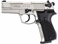 Пневматический пистолет Walther CP88 nickel
