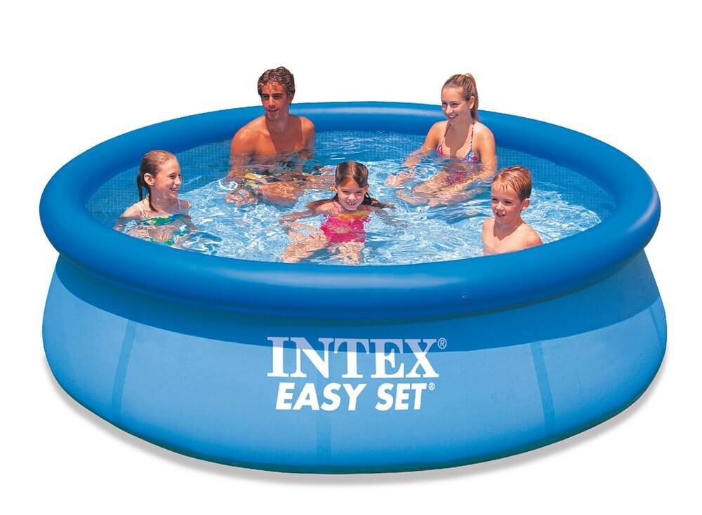 Басейн Intex Easy Set Pool, (305х76см), 3853л