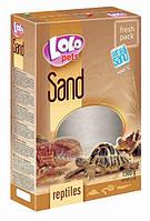 Terra Natura песок для террариумов 1,5 кг Lolopets