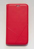 Чохол-книжка для смартфона Xiaomi Redmi 4X червона MKA