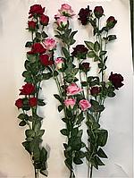 Искусственная роза.Декоративная роза,имитация натурального растения