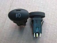 Кнопка передних противотуманных фар  ВАЗ 1117 Калина ЗП