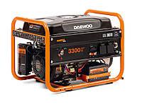 Бензиновый генератор Daewoo GDA 3800Е