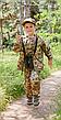 Комплект Лесоход костюм кепка футболка камуфляж Пиксель, фото 3