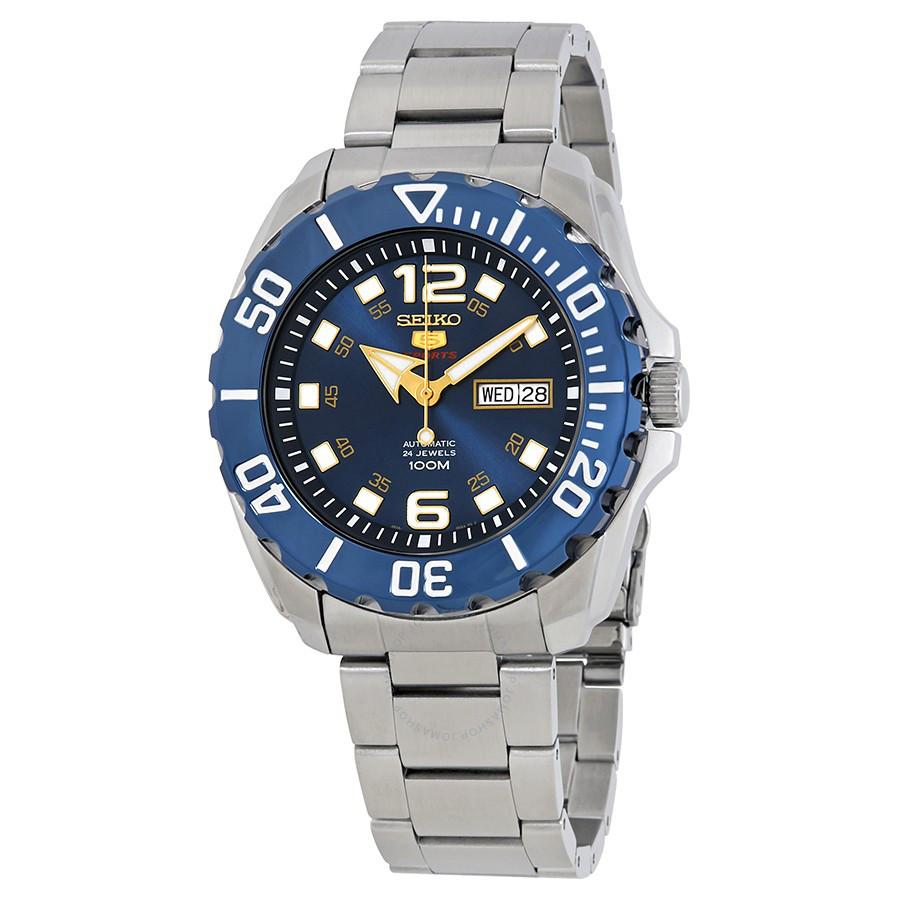Часы Seiko 5 Sports SRPB37K1 Automatic 4R36