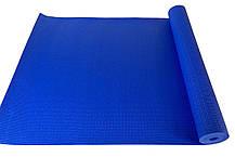 Профессиональный коврик для йоги и фитнеса «Hop-Sport» (PVC) 1730x610x3 мм, фото 3