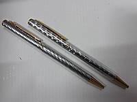 Ручка подарочная поворотная, металлическая, арт. № 017