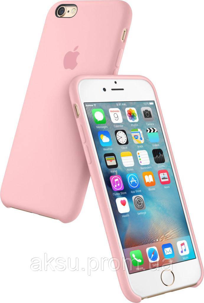 Силиконовый чехол Apple Silicone Case Dark Olive (MQGW2) для iPhone 8 Plus/7 Plus
