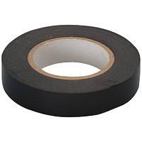 Изолента ПВХ, 19 мм х 20 м, черная СИБРТЕХ 88794