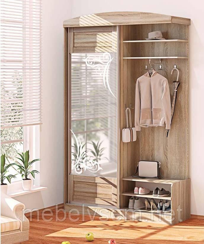 Прихожая ВТ 5051 серии Престиж от Комфорт мебель