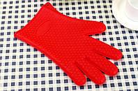 Силиконовые кухонные перчатки-прихватки Antiscald gloves  Новинка!