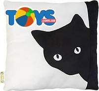 Подушка Черный кот, ПД-0200