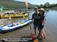 Сплав річкою Дністер – регулярні тури вихідного дня виїзд з Тернополя