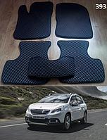 Коврики на Peugeot 2008 '13-н.в. Автоковрики EVA