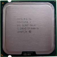 Процессор Intel Pentium 4 641,3.2 GHZ/1M/800
