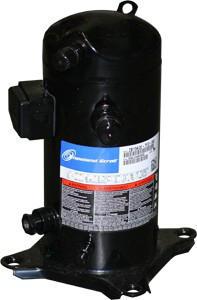Компрессор холодильный спиральный Copeland ZB45KCE-TFD-551