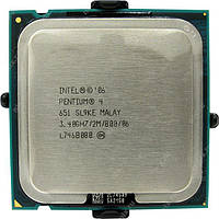 Процессор Intel Pentium 4 651,3.4 GHZ/2M/800