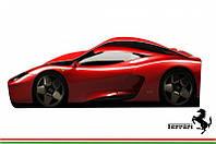 Кровать машинка Феррари машина серии Бренд + Подарок, фото 1