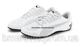 Женские кроссовки BMW Motorsport Sneakers Drift Cat 5, Ladies, White