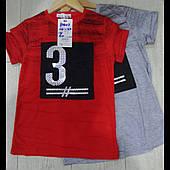 Подростковые футболки для мальчиков оптом GRACE