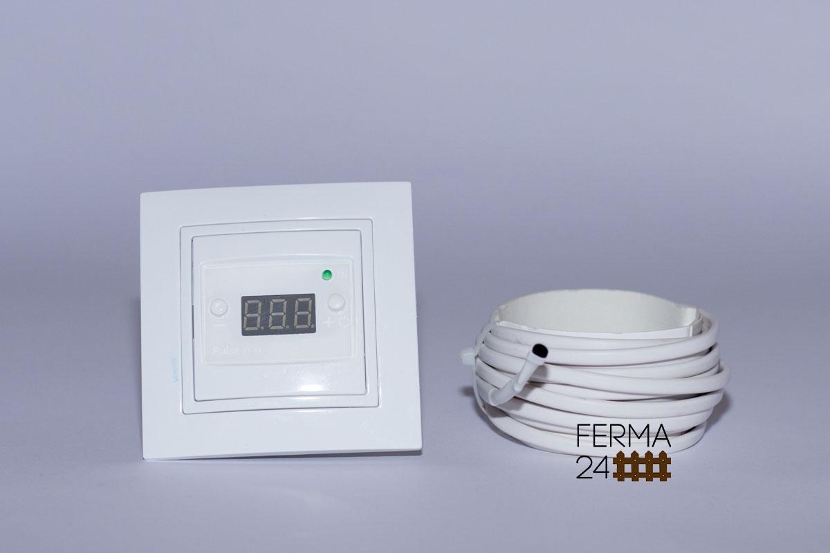 Терморегулятор ST-1 для підігріву підлоги (1 датчик)