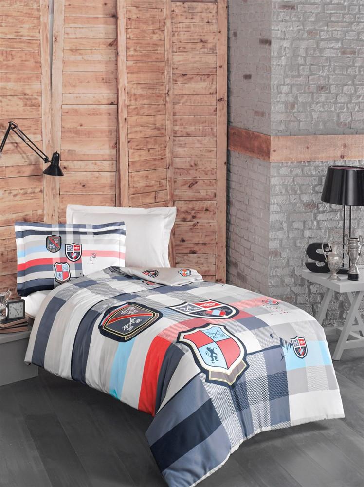 Комплект постельного белья First Choice Ranforce подростковый Sportive