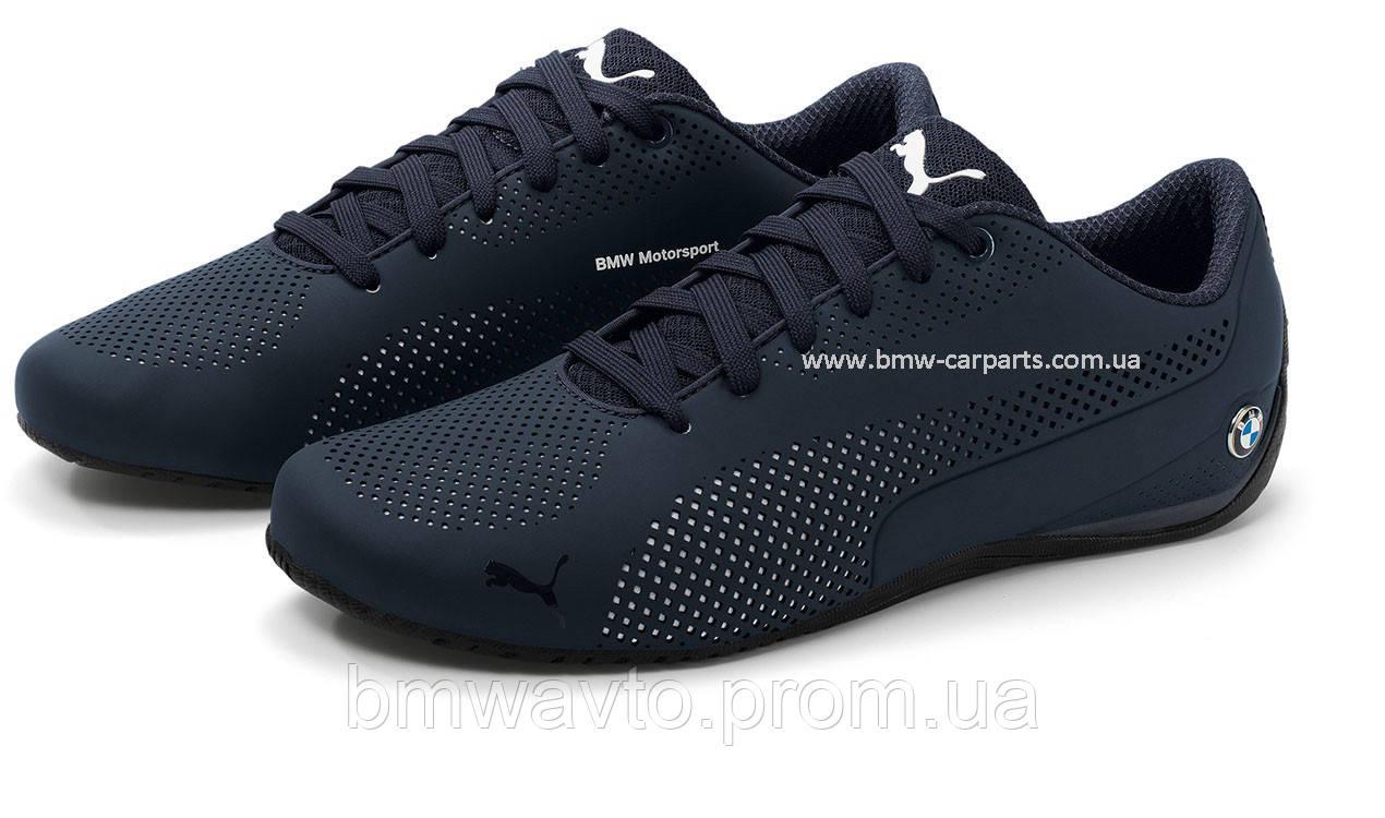 Мужские кроссовки BMW Motorsport Sneakers Drift Cat 5, Men, Team Blue