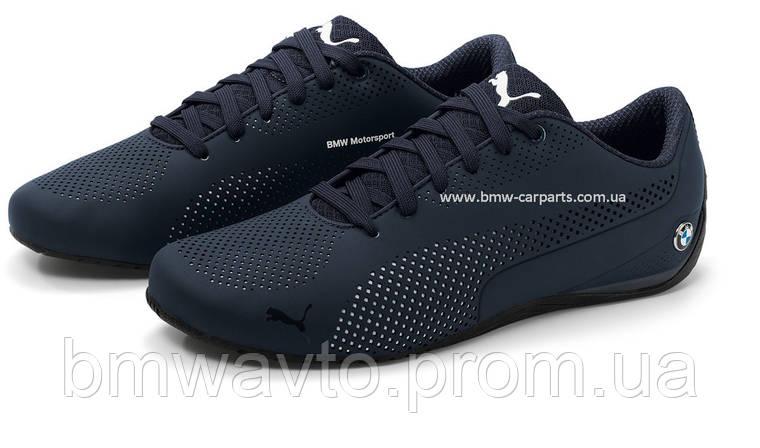 Мужские кроссовки BMW Motorsport Sneakers Drift Cat 5, Men, Team Blue, фото 2