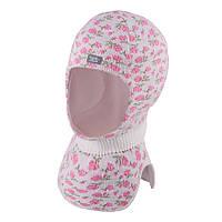 Шапка-шлем для девочки TuTu 3.арт.3-004275 (44-48,48-52)