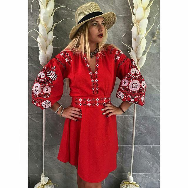 de52f0b66eabfe Жіночі вишиванки, вишиті плаття акція, вишиті жіночі блузки, вышиванку  купить - Сторінка 8
