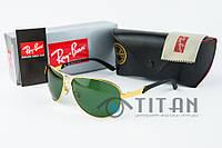 Очки RB 3393 Gold New, фото 1