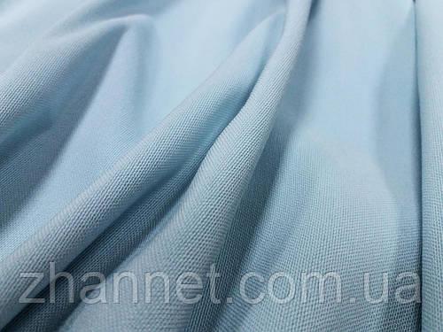 Ткань для штор Kanzas светло-голубой