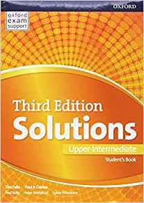 Solutions upper-intermediate, student's+workbook / учебник+тетрадь.