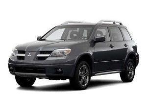 Mitsubishi Outlander 2001-2008 гг.