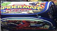 "Рюкзак школьный 3255-SM коробка ""Super Man"" 35х25х13см"